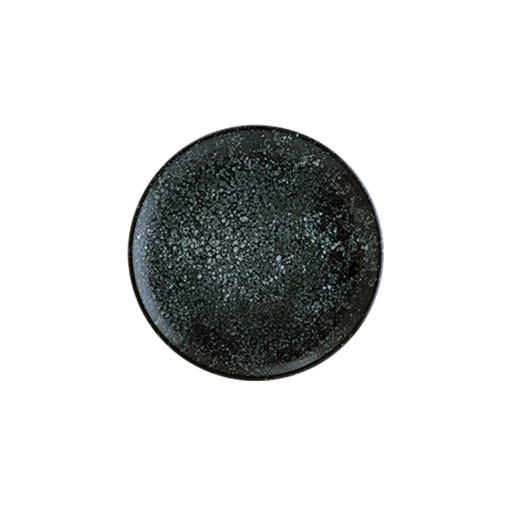 Picture of Bonna Cosmos Black Gourmet Flat Plate 27 cm