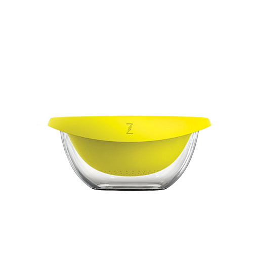 Picture of Zest Yellow Bowl W/Accessories