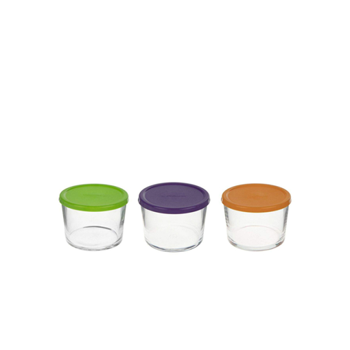 Picture of Pasabahce Basic container set